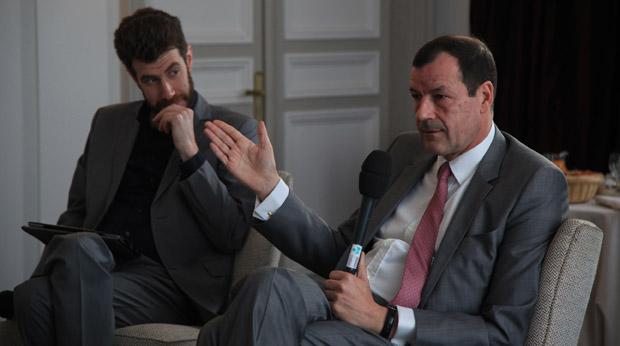 Thierry Derez, PDG de Covéa, était l'invité de La Lettre de l'Assurance le 7 avril dernier.