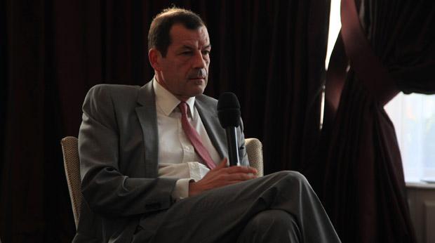 Thierry Derez a partagé sa vision stratégique sur l'avenir du groupe et sur le secteur de l'assurance en général.