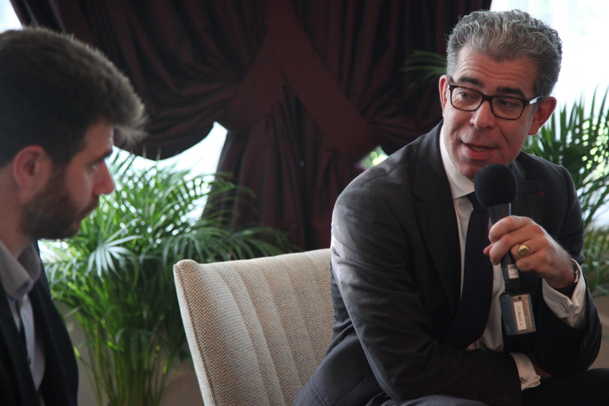 Christian de la Brélie était l'invité du PDJ off de La Lettre de l'Assurance, le 7 juin.