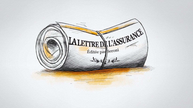 La Lettre de l'Assurance en vente au numéro