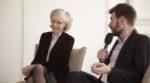 Brigitte Bouquot a abordé de nombreux sujets,