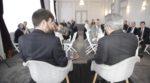 était l'invité du Petit déjeuner Off de La Lettre de l'Assurance.
