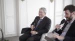 Le 12 mars dernier, Robert LEBLANC, PDG d'AON FRANCE,