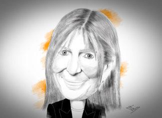 Portrait Catherine Charrier Leflaive La banque Postale Assurance