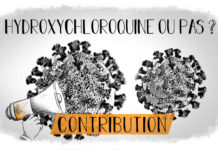 Serie Covid 19 contribution hydroxychloroquine