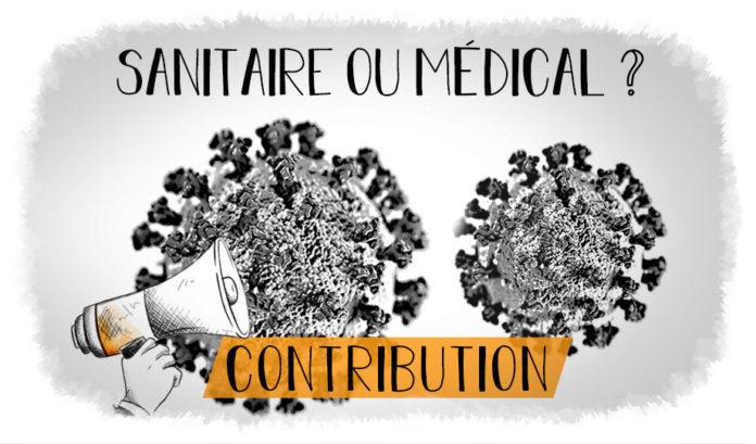 visuel contribution covid 19 2 sanitaire