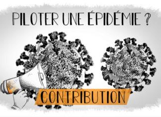 Serie Covid 19 contribution pilotage épidémie