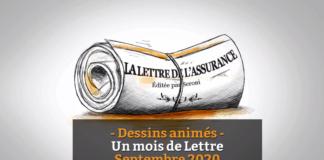 Visuel Lettre Assurance on Rembobine La Lettre septembre 2020 vidéo