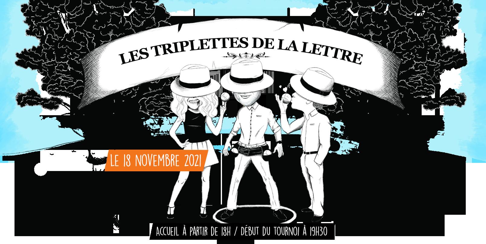 Introduction Les Triplettes de La Lettre